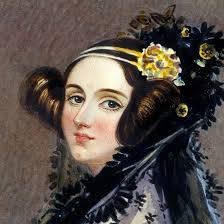 drawing of Ada Lovelace